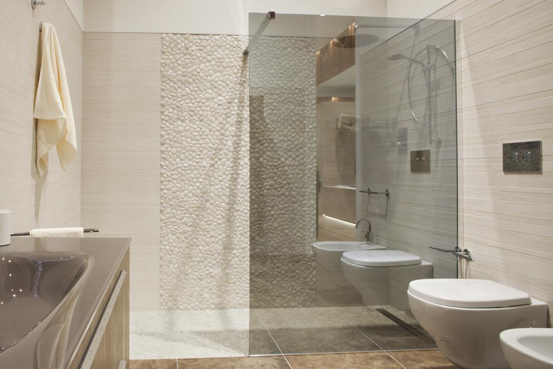 Pareti Per Doccia In Acrilico : Resina acrilica colorata pannello doccia in pietra artificiale