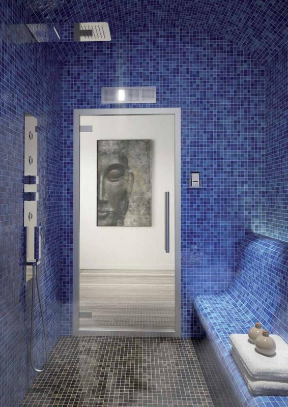 Il benessere a casa propria il bagno turco arcobaleno cesena - Il bagno turco trailer ...